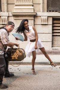 Street fashion Havana